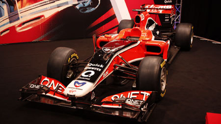 Marussia-Virgin оказалась на грани дисквалификации из Формулы-1