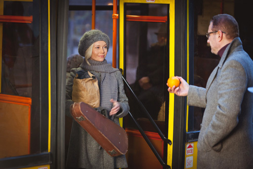 Елена КОРИКОВА и Андрей КОВАЛЁВ