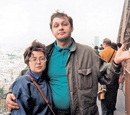 Кирилл НАБУТОВ с нынешней женой Марией ТАРАКАНОВОЙ. Она - гендиректор его продюсерской компании «Адамово яблоко»