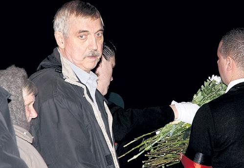 …профессор ВГИКа Евгений КИНДИНОВ...