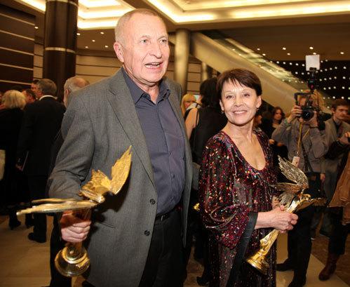 Андрей СМИРНОВ с женой