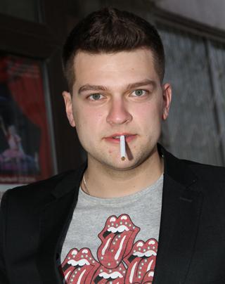 Кирилл НАГИЕВ (фото Бориса КУДРЯВОВА).
