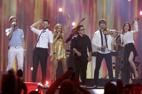 В группу All Star Band вошли победители прошлых конкурсов