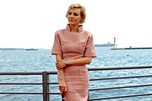 Рената ЛИТВИНОВА в Каннах на премьере своего нового фильма