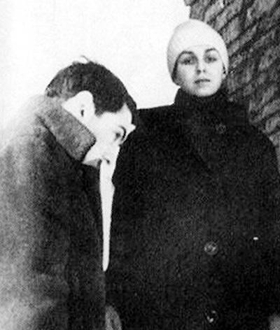 Поэт всю жизнь посвящал стихи Марине БАСМАНОВОЙ