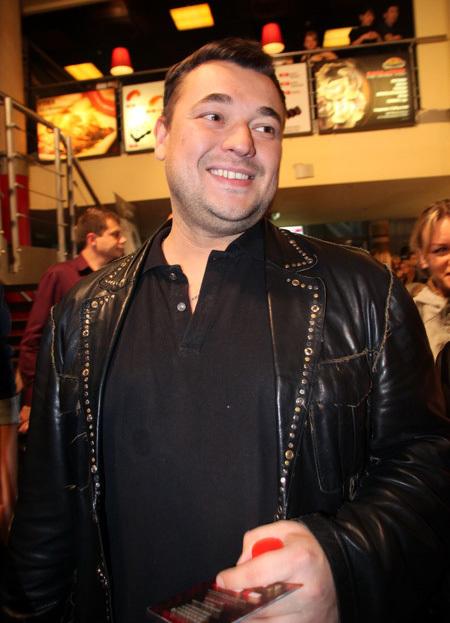Сергей ЖУКОВ (фото Бориса КУДРЯВОВА)