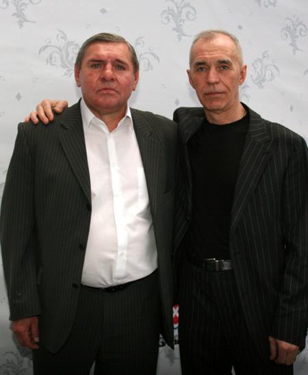 Владимир КРУТОВ, Вячеслав АНИСИН