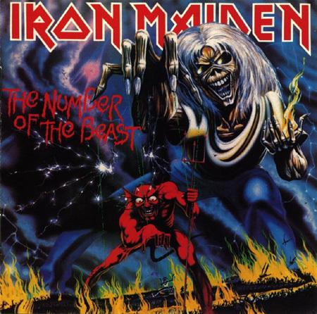 Этот альбом группы «Iron Maiden» признан лучшим в Великобритании за последние 60 лет