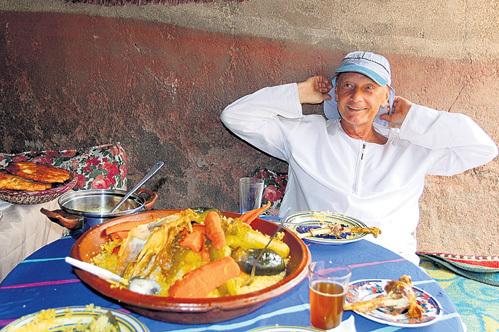 Чтобы найти место, где подают самый лучший кускус в Касабланке...