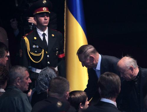 Бывший президент Украины Леонид Кучма