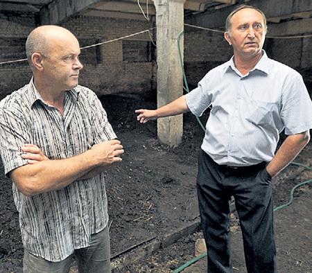 Таких ферм, как у ВОРОНИНА и ЯКУНИНА, в России насчитывается не более десятка