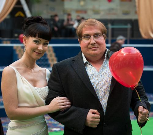 Дмитрий НАГИЕВ, Нонна ГРИШАЕВА