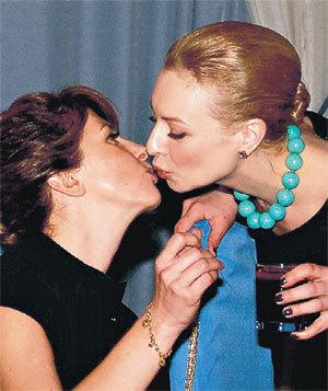 Из-за Влада эти две женщины стали врагами (Фото: Vk.com)