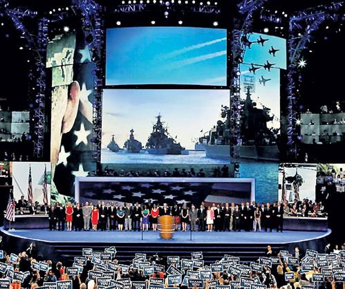 Большой шутник подсунул американским демократам видео с русскими кораблями