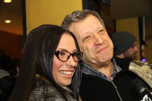 Борис ГРАЧЕВСКИЙ с женой Анной