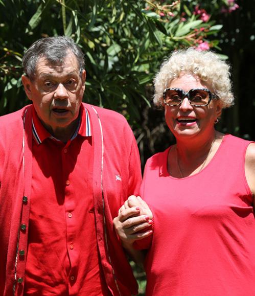 Николай Караченцов и Людмила Поргина. Фото Ольги Емельяновой