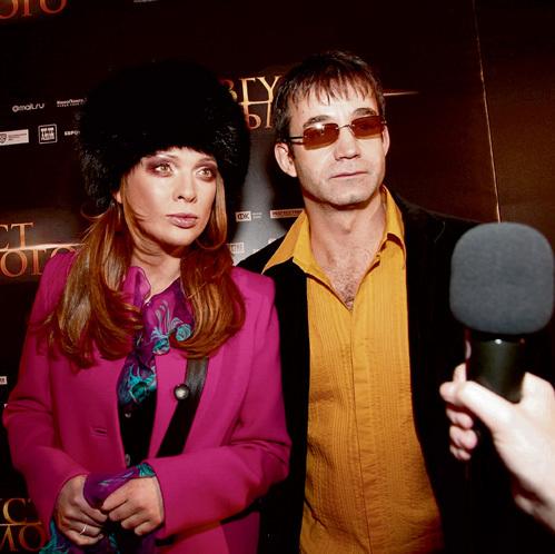 Ольга и Дмитрий...