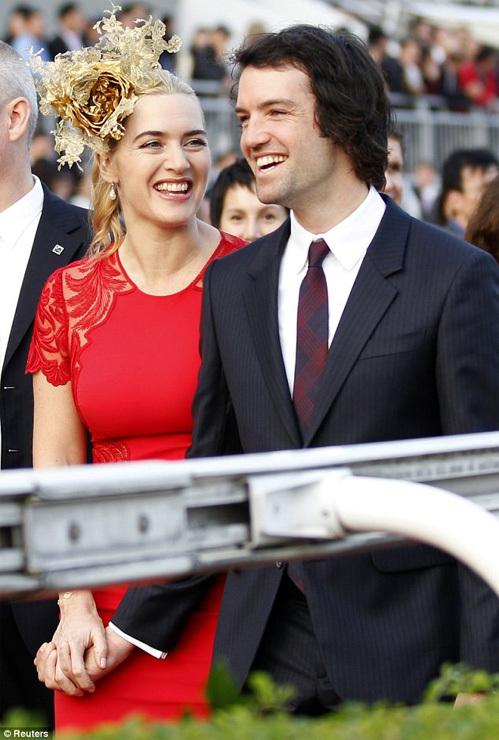 Кейт УИНСЛЕТ и Нед РОЕНРОЛЛ. Фото: © Reuters
