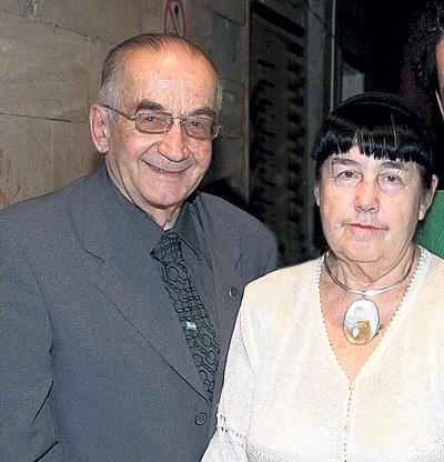 Анатолий Иванович и Ноэми Семеновна гордятся обоими наследниками - Димой и Серёжей. Фото: «PhotoXPress»