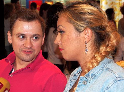 Андрей ГАЙДУЛЯН со своей девушкой