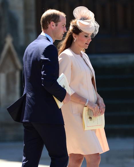 Ребенок Кейт и Уильяма имеет все шансы получить корону.