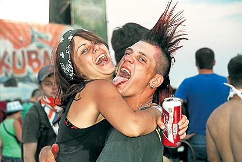 Роковые страсти фестиваля