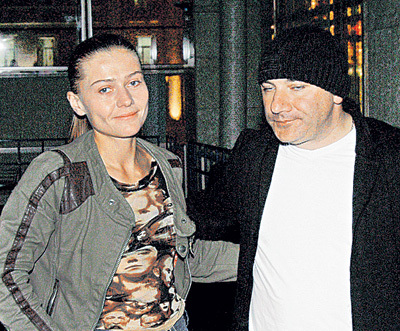 Мария ГОЛУБКИНА пять лет надеялась вернуть Николая ФОМЕНКО