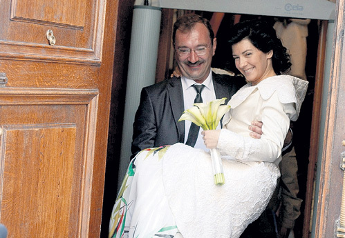 Англичанин Дэвид ЧАТТЕРТОН сделал маму Даши счастливой. Фото: Vk.com