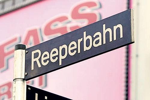 Немцы называют Рипербан «Die sündige Meile» - «Миля греха»