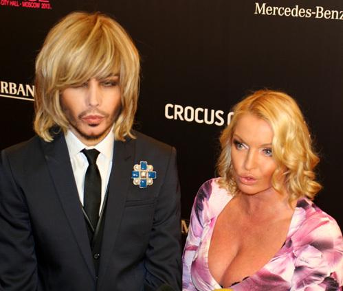 Анастасия ВОЛОЧКОВА и Сергей ЗВЕРЕВ