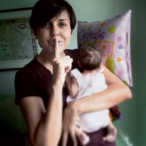 До нового года Оля с малышкой планируют жить в США. Фото: Web.stagram.com