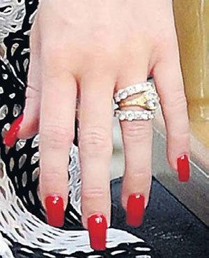 Самая дорогая пропажа - кольцо с бриллиантами