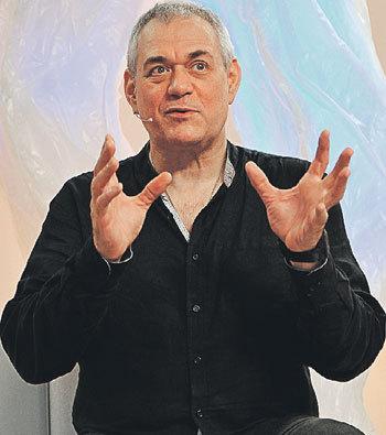 Сергей ДОРЕНКО (Фото Анатолия ЖДАНОВА /«Комсомольская правда»)