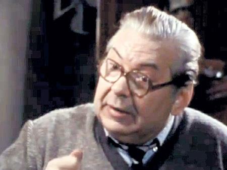 Николай ОЛЬХОВИКОВ был талантлив во всём. Фото: kino-teatr.ru