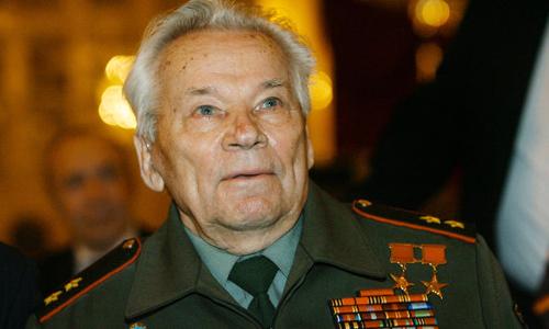 Михаил КАЛАШНИКОВ скончался на 95-м году жизни (фото РИА