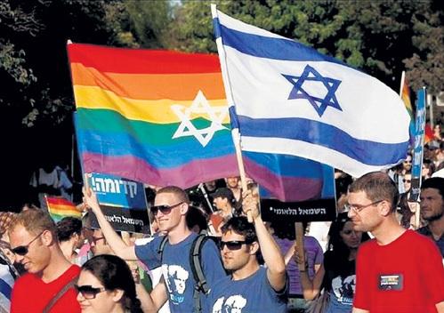 Израиль для гомосеков - земля обетованная