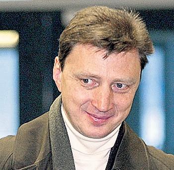 У Олега ВАСИЛЬЕВА снова горят глаза