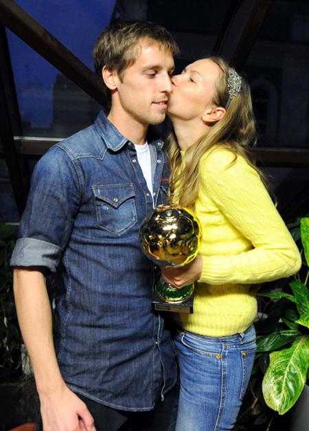 Жена Димы Татьяна раньше не пропускала ни одного футбольного матча
