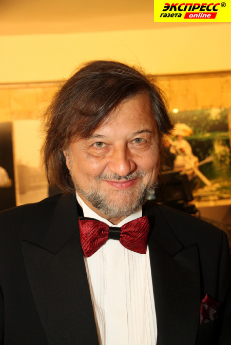 Алексей РЫБНИКОВ (фото Бориса КУДРЯВОВА)