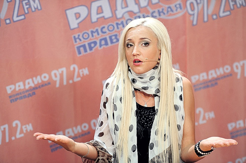Ольга недоумевает, как такое перспективное дело можно было провалить. Фото Евгении ГУСЕВОЙ/«Комсомольская правда»