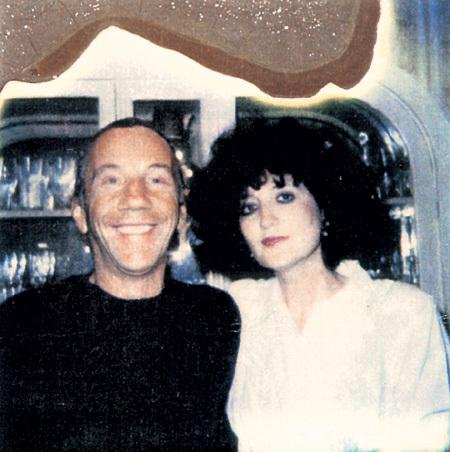 Со второй женой, Фаиной ЗБОРОВСКОЙ, актёр прожил всего пять лет