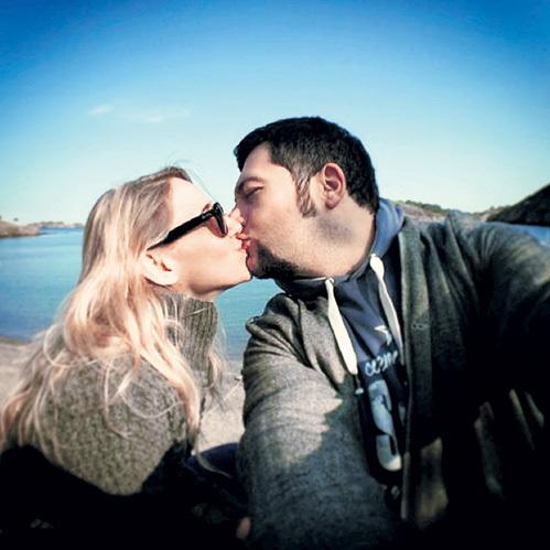 Юля и Лёша живут, работают и отдыхают вместе. Фото: Instagram.com