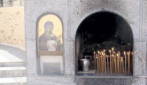 Приехав в монастырь в Греции, Светлана надеялась вымолить избавление от своих несчастий…