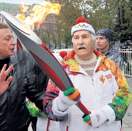 Фото Ивана ВИСЛОВА/«Комсомольская правда»