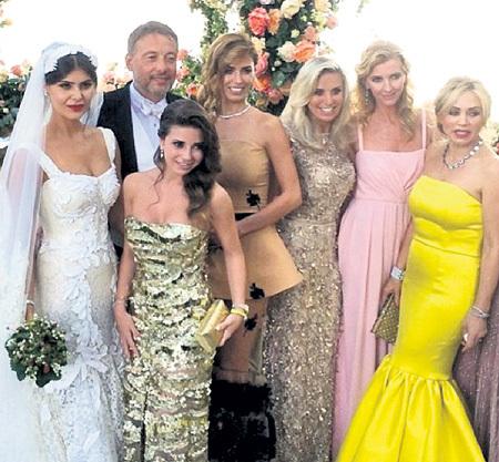 Айрат истратил на свадьбу фантастическую сумму
