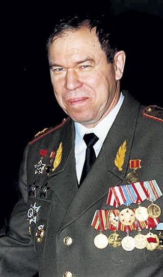 Генерал Лев РОХЛИН был якобы убит женой