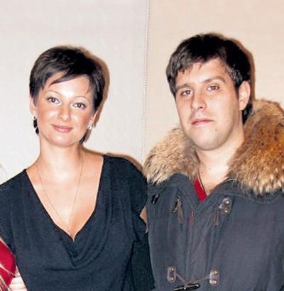Певица со вторым мужем - ростовчанином ЧЕПУРОВЫМ. Фото: Facebook.com