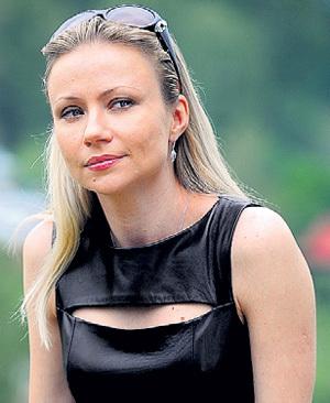 Марию МИРОНОВУ Лёша буквально боготворил. Фото Евгении ГУСЕВОЙ/«Комсомольская правда»