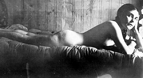 Лиле БРИК (КАГАН) с детства было свойственно обострённое половое любопытство