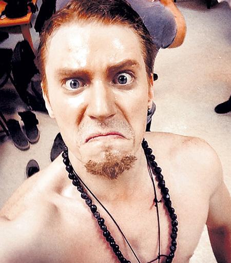 Старший внук Аллы Борисовны - парень темпераментный. Фото: Instagram.com